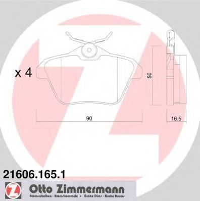 ZIMMERMANN 21606.165.1