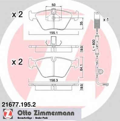 ZIMMERMANN 21677.195.2