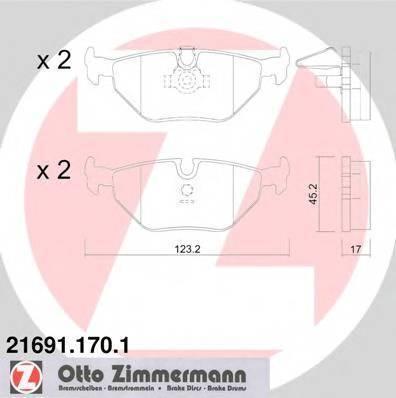 ZIMMERMANN 21691.170.1