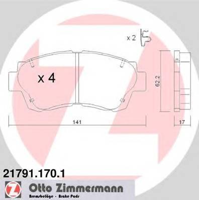 ZIMMERMANN 21791.170.1