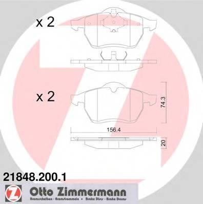 ZIMMERMANN 21848.200.1