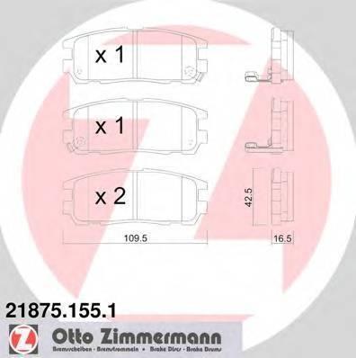 ZIMMERMANN 21875.155.1