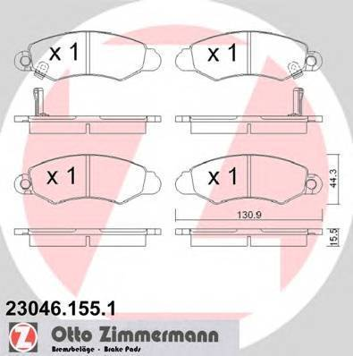 ZIMMERMANN 23046.155.1