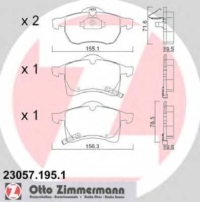 ZIMMERMANN 23057.195.1