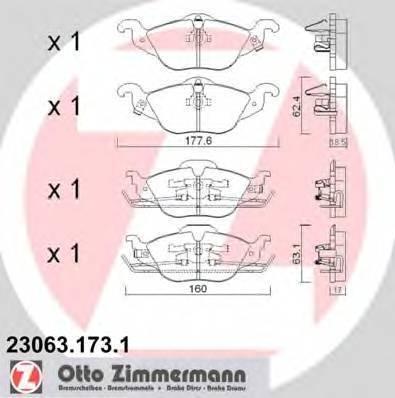 ZIMMERMANN 23063.173.1