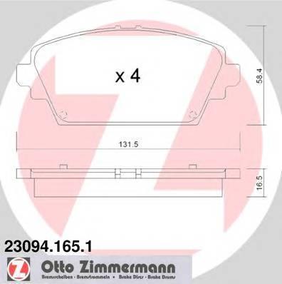 ZIMMERMANN 23094.165.1