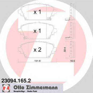 ZIMMERMANN 23094.165.2