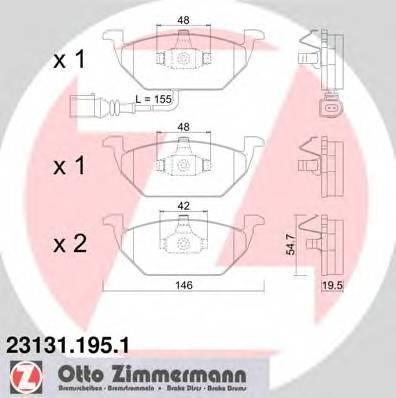 ZIMMERMANN 231311951