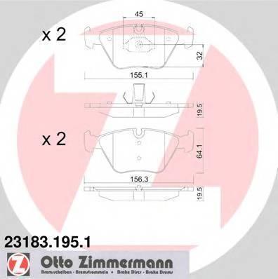 ZIMMERMANN 23183.195.1