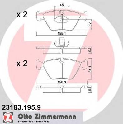 ZIMMERMANN 23183.195.9