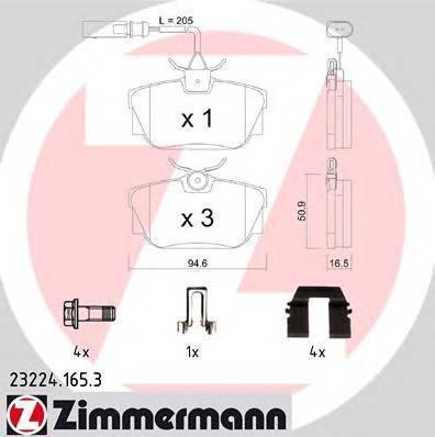 ZIMMERMANN 23224.165.3