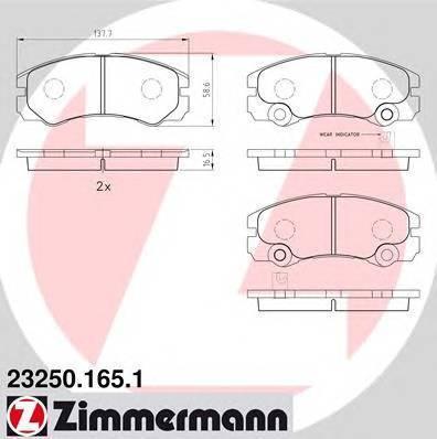 ZIMMERMANN 23250.165.1