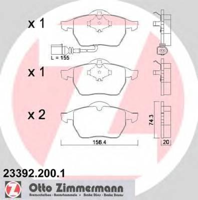 ZIMMERMANN 23392.200.1