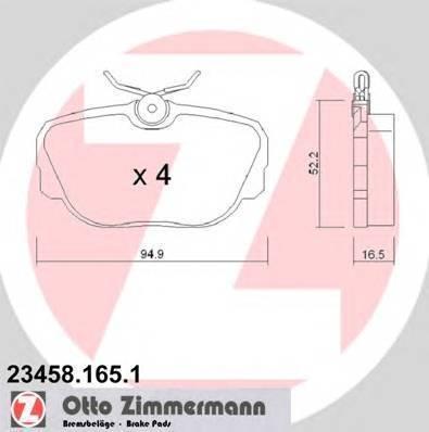 ZIMMERMANN 23458.165.1