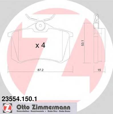 ZIMMERMANN 235541501