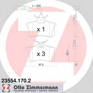 ZIMMERMANN 23554.170.2