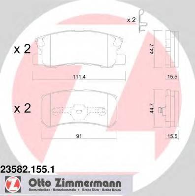 ZIMMERMANN 23582.155.1