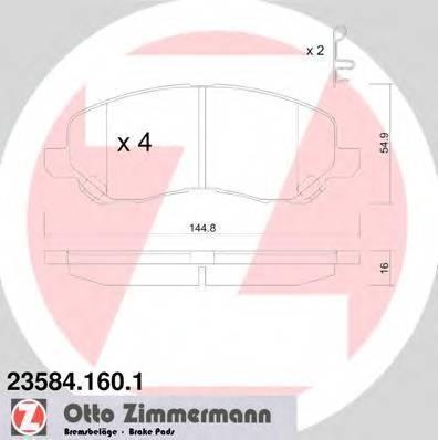ZIMMERMANN 23584.160.1