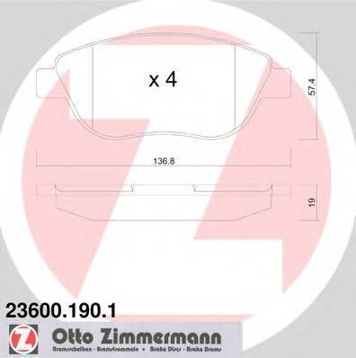 ZIMMERMANN 23600.190.1