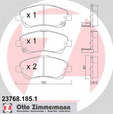 ZIMMERMANN 23768.185.1