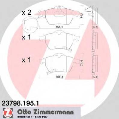 ZIMMERMANN 23798.195.1