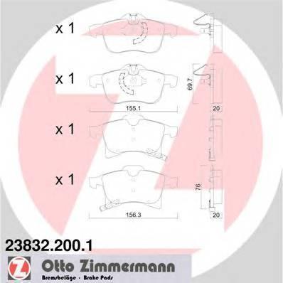 ZIMMERMANN 23832.200.1