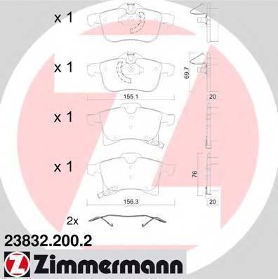 ZIMMERMANN 23832.200.2