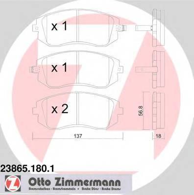 ZIMMERMANN 23865.180.1