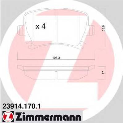 ZIMMERMANN 23914.170.1