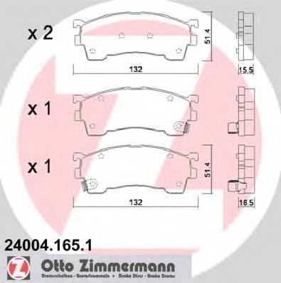 ZIMMERMANN 24004.165.1