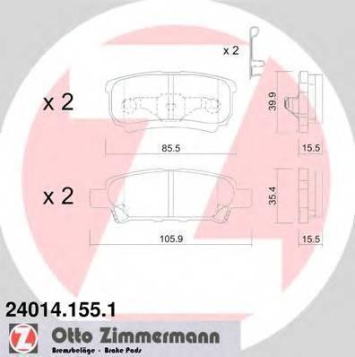 ZIMMERMANN 24014.155.1