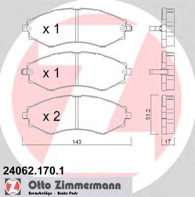 ZIMMERMANN 24062.170.1