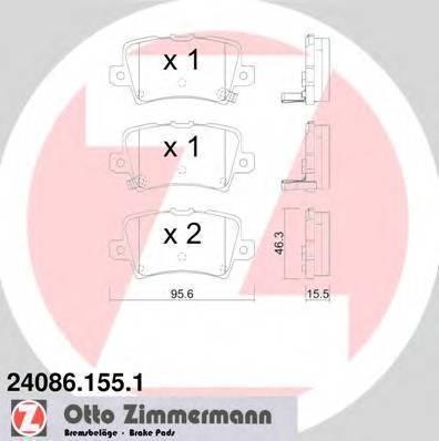 ZIMMERMANN 24086.155.1