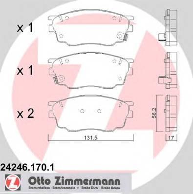 ZIMMERMANN 24246.170.1
