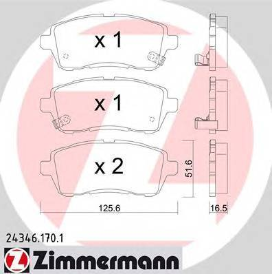 ZIMMERMANN 24346.170.1