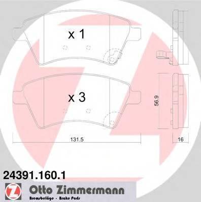 ZIMMERMANN 24391.160.1
