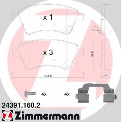 ZIMMERMANN 24391.160.2