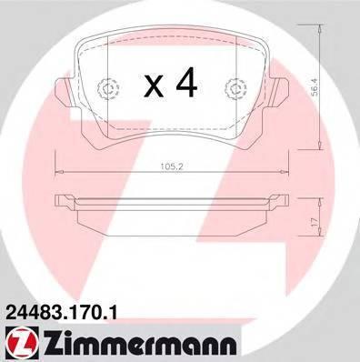 ZIMMERMANN 24483.170.1