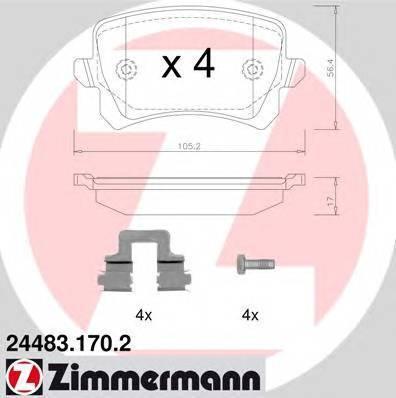 ZIMMERMANN 24483.170.2