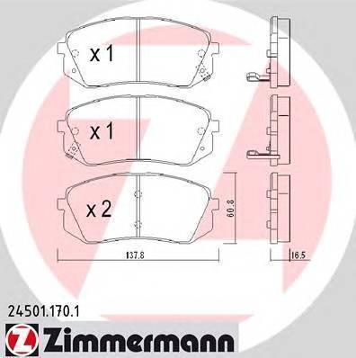 ZIMMERMANN 24501.170.1