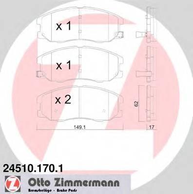 ZIMMERMANN 24510.170.1