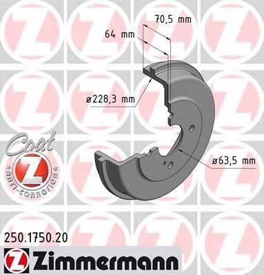ZIMMERMANN 250175020