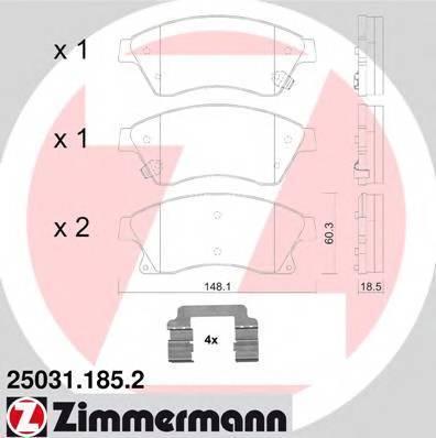 ZIMMERMANN 25031.185.2