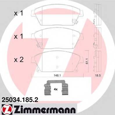 ZIMMERMANN 25034.185.2