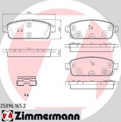 ZIMMERMANN 25096.165.2