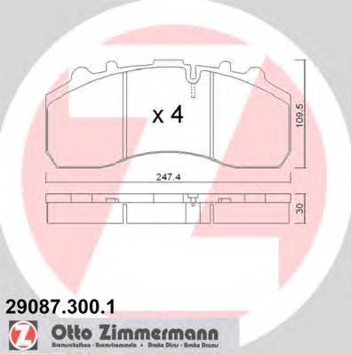 ZIMMERMANN 29087.300.1