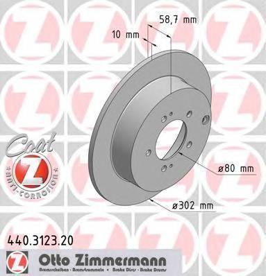 ZIMMERMANN 440.3123.20