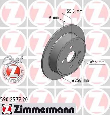 ZIMMERMANN 590.2577.20