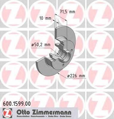 ZIMMERMANN 600.1599.00