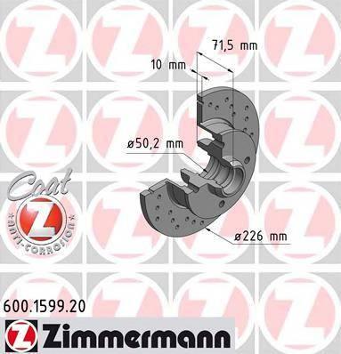 ZIMMERMANN 600.1599.52
